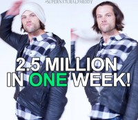 2.5 MILLIONS VIEWS!  #SUPERNATURALPARODY