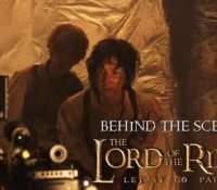 Behind the Scenes:  The Lord of the Rings: Let it Go Parody