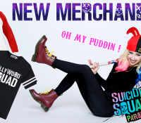 #SUICIDESQUADPARODY GEAR IS HERE!