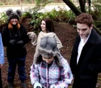 Behind the Scenes:  Breaking Dawn Part 2 Parody