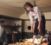 Behind the Scenes:  The Hobbit: An Unexpected Parody