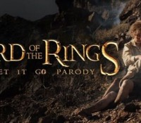 The Lord of the Rings: Let It Go Parody