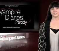 The Vampire Diaries Parody by The Hillywood Show + A New TVD Witch
