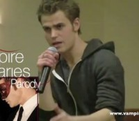 Ian Somerhalder + Paul Wesley Talk About The Hillywood Show