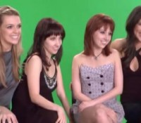 The Hillywood Girls Behind the Scenes at ClevverTV