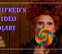 Winifred Sanderson's Video Diary