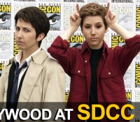 HILLYWOOD AT SAN DIEGO COMIC CON '15