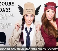 #SUPERNATURAL PARODY + HILLYWOOD BEANIES ARE HERE!