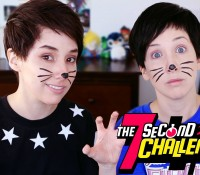 DAN AND PHIL'S 7 SECOND CHALLENGE