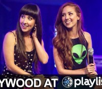 HILLYWOOD AT PLAYLIST LIVE DC!