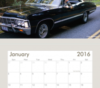 #SUPERNATURALPARODY 2016 CALENDARS ARE AVAILABLE ON OUR SHOP!