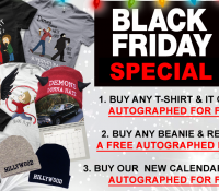 HILLYWOOD #BLACKFRIDAY SPECIAL IS HERE!