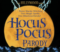 "WE ARE IN PRODUCTION FOR ""HOCUS POCUS PARODY""!"
