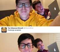 DAN AND PHIL PHOTO CHALLENGE ACCEPTED!