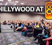HILLYWOOD AT SALT LAKE CITY COMIC CON!