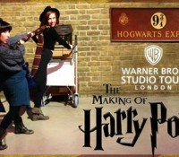 HARRY POTTER STUDIO TOUR 2015!