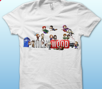 NEW HILLYWOOD SHIRT AVAILABLE!