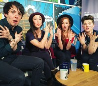 THE IMPOSSIBLE ASTRONAUT REVIEW – DOCTOR WHO: THE FAN SHOW