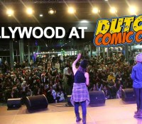 NEW VIDEO!  HILLYWOOD AT DUTCH COMIC CON!