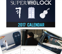 NEW #SUPERWHOLOCK HILLYWOOD CALENDARS HAVE ARRIVED!