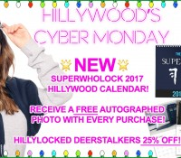 HILLYWOOD'S CYBER MONDAY SALE IS ON!