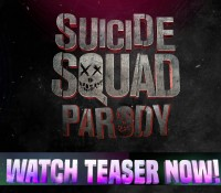 NEW VIDEO!  #SUICIDESQUADPARODY TEASER TRAILER IS HERE!