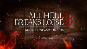 ALL HELL BREAKS LOOSE 8
