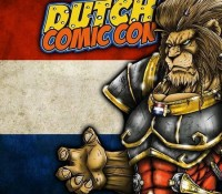 HILLYWOOD APPEARING AT DUTCH COMIC CON!