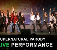 SUPERNATURAL PARODY LIVE PERFORMANCE