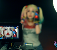 NEW!  OFFICIAL BEHIND THE SCENES PHOTOS FROM #SUICIDESQUADPARODY HAVE BEEN ADDED!
