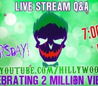 ANOTHER LIVE STREAM Q&A THIS THURSDAY WITH HILLY AND HANNAH!