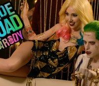 #SUICIDESQUADPARODY ARRIVES WITH A BANG!