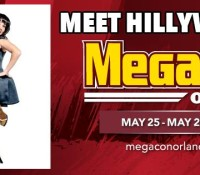 RSVP TO MEET HILLY AND HANNAH AT MEGACON ORLANDO!