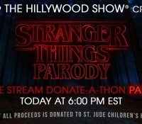 LIVE – Stranger Things Parody Donate-a-thon Part 3!