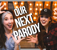 OUR NEXT PARODY IS…